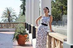 """""""Easiest DIY maxi dress ever"""" by Cation Designs Diy Clothing, Sewing Clothes, Clothing Patterns, Unique Clothing, Sewing Patterns, Skirt Patterns, Dress Sewing, Blouse Patterns, Maxi Dress Tutorials"""