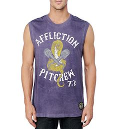 Men's Tank Tops | Affliction Clothing