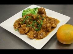 How to Make Orange Chicken   The Art Of Cooking