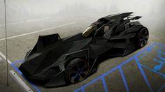 Batmobile 3 by Danny Gardner dannygardner