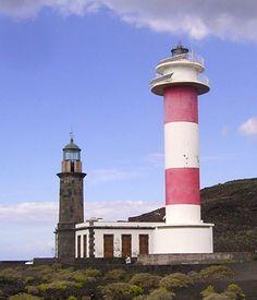 Faros de Fuencaliente, Isla de la Palma, Spain: Canary Islands