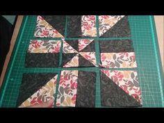 Patrícia Muller ensina dicas essenciais pra fazer a técnica do Catavento e todos os desenhos possíveis com este padrão! Compartilhe o vídeo e concorra a um kit de tecidos :)