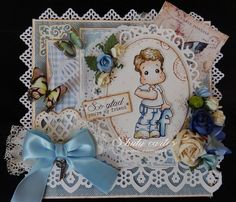 Facebook Edwin Magnolia card Doohickey dies Magnolia, Scrapbooking, Decorative Plates, Stamp, Facebook, Projects, Cards, Color, Log Projects