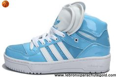 sneakers for cheap ad42c 3c698 2013 New Adidas Attitude Logo Double Heart Tongue Shoes Blue Your Best  Choice