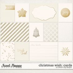 Christmas Wish: Card