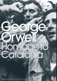 Homage To Catalonia - recalls the experiences of George Orwell who fought in the Spanish Civil War with the POUM against the Fascist regime led by Franco.