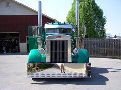 1949 Peterbilt Show Truck restoration