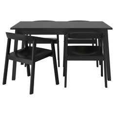 TRANETORP/ESBJÖRN Table and 4 chairs - IKEA