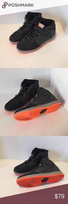 newest collection 63da1 5e85f 🔥flash sale🔥 new NIKE high Tops Worn once, like new! Nike Shoes