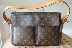 Louis Vuitton Viva Cite Gm Lv Shoulder Bag