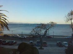 Corfu garitsa bay