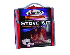 Amazon.com: Sterno Outdoor Overnight Stove Kit: Cookware Accessories: Kitchen & Dining