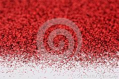 Red glitter abstract background with blurry background