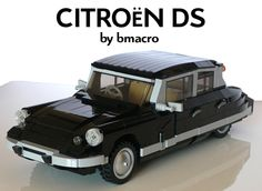 Citroën DS by bmacro