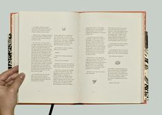 The Penguin Plays Rough Book of Short Stories on Behance