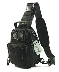 Sports & Entertainment Camping & Hiking Smart Tactical Sling Military Backpack For Men Bag Molle Fishing Hiking Hunting Molle Bags Sports Bag Lady Chest Body Single Shoulder Yet Not Vulgar
