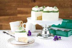 Vihreä kuula kakku Vanilla Cake, Panna Cotta, November, Cakes, Ethnic Recipes, Desserts, Inspiration, Food, Tailgate Desserts