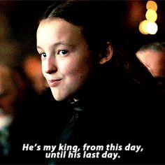 Lyanna Mormont will play a bigger role.