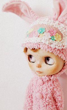 Blythe Doll - how adorable