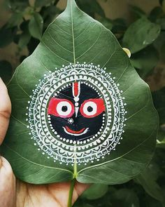Lord Jagannath, Bhakti Yoga, Gouache Painting, Lord Krishna, Framed Art, Krishna Quotes, Christmas Ornaments, Holiday Decor, Creative
