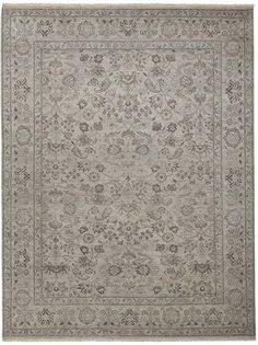 Oasis collection design os 2 ivory hri rugs for International decor rugs