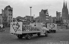 Bilderbuch Köln - Afri Cola-Laster