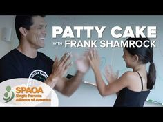Frank Shamrock Plays Pattycake, Demonstrates Hand-Eye Coordination