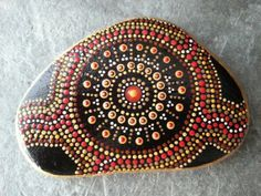 how to display painted stones - Google Search