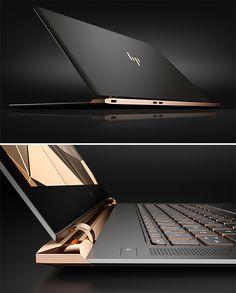 HP Spectre. Computer crush :)