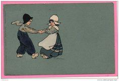 ETHEL PARKINSON. Enfants Qui Dansent - Parkinson, Ethel