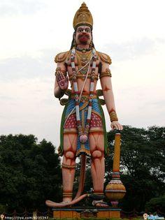 75 feet Hanumanji Statue, Hanuman Vatika, Rourkela @ ijiya.com/8235347