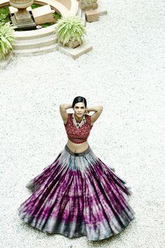 Esha Gupta The Hindu Bridal