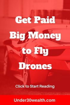 How to Start a Drone Business for Real Estate Learn how you can get paid big money for flying drones. I've been earning quick money taking videos and photos from a drone and I share tips on which dron
