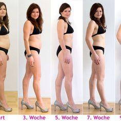 In 15 Wochen zum Waschbrettbauch! Diese Challenge stellte sich Eva, um endlich unter 60 kg zu wiegen und in Größe 36 zu passen. Doch auf dem Weg zum Wunschgewicht stellt sie fest...