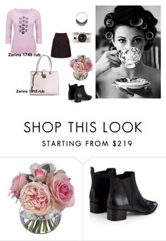 """""""Zarina style #13.2"""" by lailamur on Polyvore featuring Prim Rose, Diane James, Urban Outfitters, Acne Studios, women's clothing, women, female, woman, misses and juniors"""
