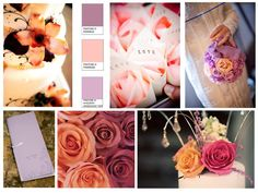 This is a perfect #Pantone #color combination! #wedding #ideas