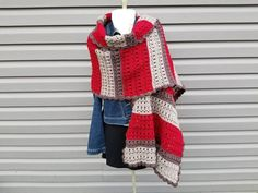 winter cranberry wrap