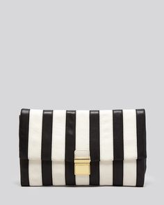 Sophisticated stripes.