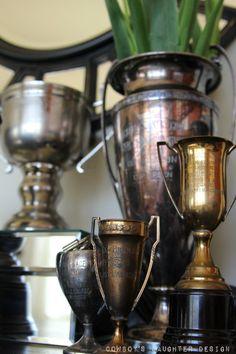 trophies~ Cowboy's Daughter Design Journal