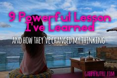 9 powerful Lessons I've Learned: Man, I can honestly say within the last couple of years I have learned tons of things about myself. The crazy thing though is that I am still learning beaucoup (a lot).  If you're thinking you're winning. If you're learning you're growing.  This is actually a letter I wrote to myself. I don't know when I wrote it. I usually date everything, but in this instance I did not. I was cleaning out some old things and I just ran across it. I read and I just have to…