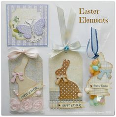 tim holtz style easter cards | Spellbinders - Nestabilities Collection - Die Cutting and Embossing ...