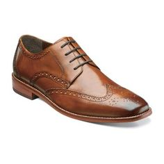 Check out the Castellano Wing Tip Oxford by Florsheim Shoes – designed for men who pay attention to the details and appreciate true craftsmanship. www.florsheim.com