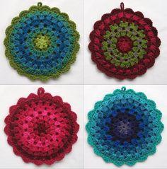 Scallop Fest | Crochet with Raymond