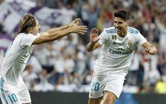 في ليلة تألق أسينسيو.. ريال مدريد يكتسح ايبار بثلاثية في الدوري الإسباني