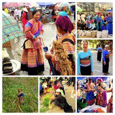 The minorities of Northern Vietnam http://tribesandminorities.com/asia/things-to-do-in-vietnam/