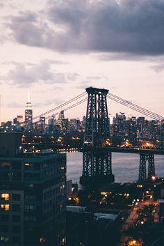 Atardecer en #NuevaYork. #EscuchatuGenB