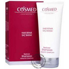 Cosmed Yenilemeye Yardımcı Şampuan     Cosmed Yenilemeye Yardımcı Şampuan saç dökülmesine karşı özel olarak geliştirilmiş çift aktifli formülüyle saç dökülmesini engellerken yeni saç oluşumunu destekler. Erkek ve kadın tipi saç dökülmelerinde etkilidir.    Satın alın --> http://www.narecza.com/cosmed-yenilemeye-yardimci-sampuan-urun5968.html