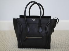 Céline black bag