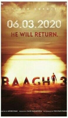Baaghi 3 Movie 2020 Full Movies Download Movies Full Movies