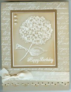 Neutral Birthday by corysnana1 - Cards and Paper Crafts at Splitcoaststampers